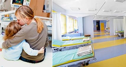 Twój pobyt wszpitalu Salve