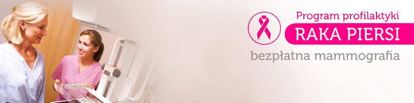 Program profilaktyki raka piersi wSalve