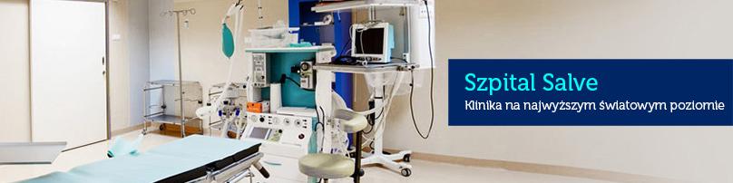 Szpital Salve -klinika na najwyższym światowym poziomie