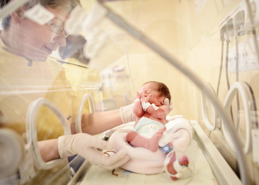 ddział Neonatologiczny Szpitala Salve