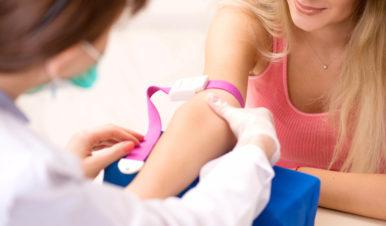 Diagnostyka i badania krwi w Punktach Pobrań Salve