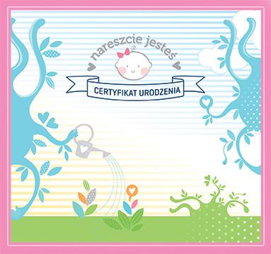 Certyfikat narodzin wSalve