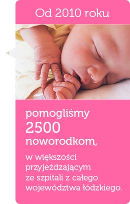 Oddział neonatologiczny Salve