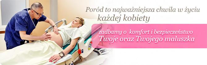 Oddział Położniczy Szpitala Salve -sala porodowa