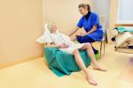 Oddział Położniczy Szpitala Salve -sala porodowa -dr n. med. Joanna Stefanowicz [ginekolog-położnik]
