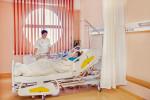 Oddział Położniczy Szpitala Salve -jednoosobowa sala poporodowa